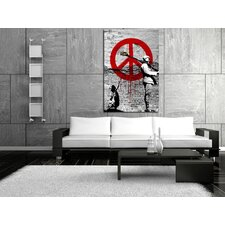 Time 4 Peace Canvas Print