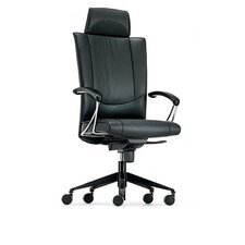 Torsion High-Back Executive Chair with Arms