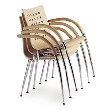 <strong>Borgo</strong> Ingrid Guest Chair with Arms