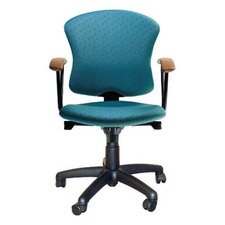 Accademia Light Mid-Back Task Chair