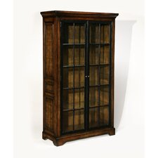 "Denver 77"" Curio Bookcase"