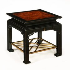 <strong>LaurelHouse Designs</strong> Mandarin End Table