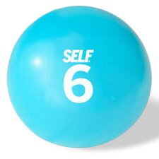 "<strong>SELF Fitness</strong> 6.1"" Soft Weighted Ball"