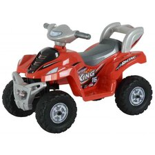 Little Kids Ride On 6V Battery Powered ATV
