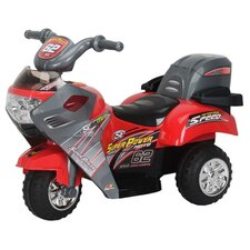 <strong>Best Ride On Cars</strong> Super Power 6V Battery Powered Motorcycle