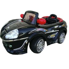 6V Kids Sports Car with Big Battery Motor