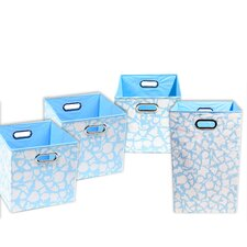 Sky Giraffe 4 Piece Organization Bundle Set