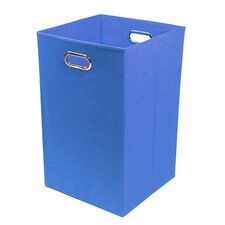 Bold Red Folding Storage Bin