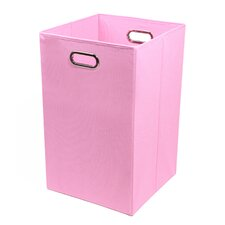 <strong>Modern Littles</strong> Rose Folding Laundry Basket