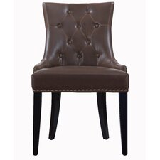 Uptown Leather Side Chair