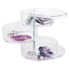 3 Tier Acrylic Swivel Organizer