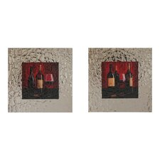 Grand Reserve Framed Art (Set of 2)