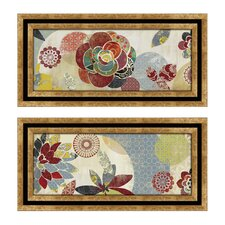 Arabesque Framed Art (Set of 2)