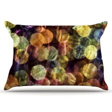 Warm Sparkle Pillowcase
