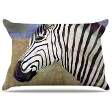 Zebransky Pillowcase