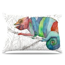 Chameleon Fail Microfiber Fleece Pillow Case