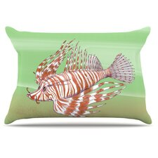 Fish Manchu Pillowcase