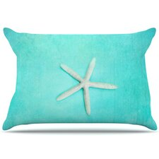 Starfish Fleece Pillow Case