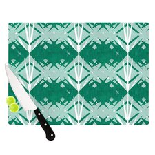 Diamond by Alison Coxon Cutting Board