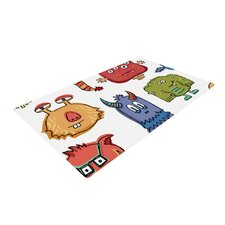 Little Monsters Novelty Rug