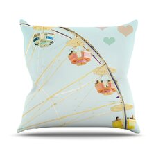 Fair Love by Bree Madden Throw Pillow