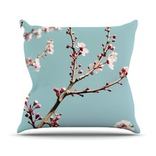 Blossom by Bree Madden Throw Pillow