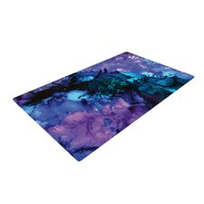 Soul Searching Purple/Blue Area Rug
