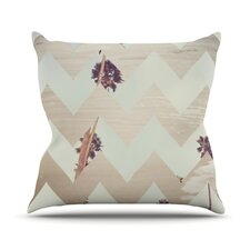 Oasis by Catherine McDonald Throw Pillow