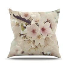 Divinity by Catherine McDonald Throw Pillow