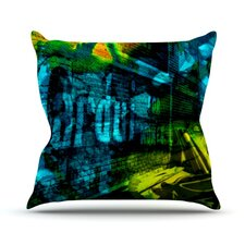 Radford by Claire Day Throw Pillow