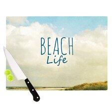 Beach Life by Iris Lehnhardt Beach Cutting Board