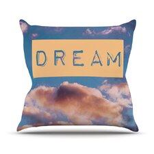 Dream by Iris Lehnhardt Clouds Throw Pillow