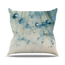 Pearls by Ingrid Beddoes Throw Pillow