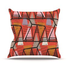 Arnaud by Gill Eggleston Throw Pillow