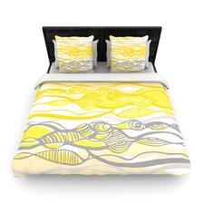 """Kalahari"" Woven Comforter Duvet Cover"