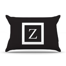 Monogram Solid Pillow Case