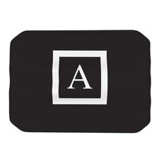 Monogram Solid Placemat