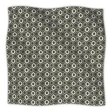 Hexy Microfiber Fleece Throw Blanket