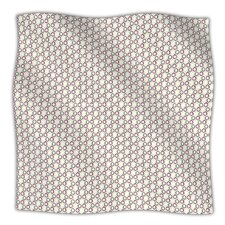 Hexy Small Microfiber Fleece Throw Blanket