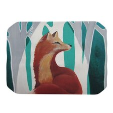 Fox Forest Placemat