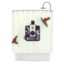 The Four Seasons Winter Polyester Shower Curtain