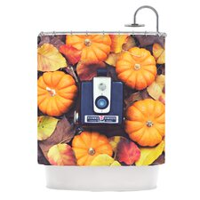 The Four Seasons Fall Polyester Shower Curtain