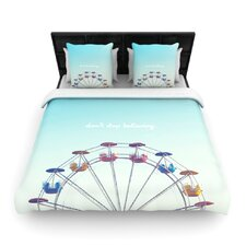 Dont Stop Believing Duvet Cover Collection