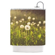As You Wish Polyester Shower Curtain