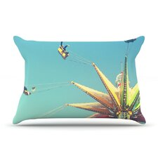 Flying Chairs Pillow Case