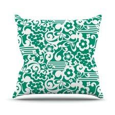 Esmerald Throw Pillow