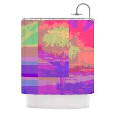 Impermiate Poster Polyester Shower Curtain