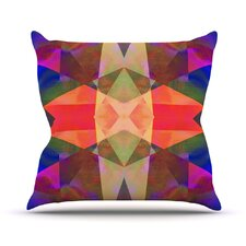 Irridesco Throw Pillow