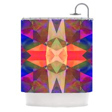 Irridesco Polyester Shower Curtain