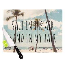 Salt in The Air Cutting Board